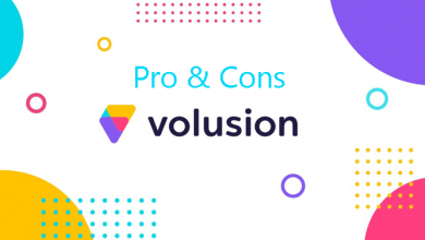 Volusion-pro and cons